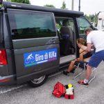 Volkswagen California als KiKa behandelkamer