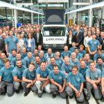 100.000 geproduceerde Volkswagen California's