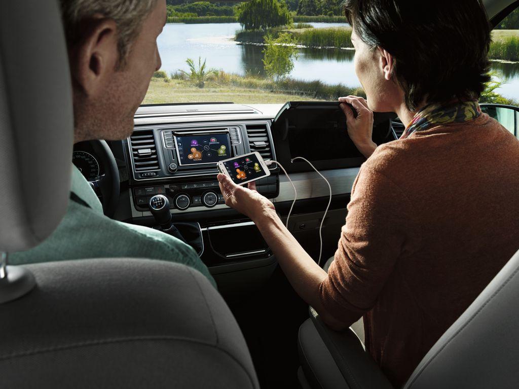 Ontdek de mogelijkheden tijdens een proefrit in een Volkswagen California