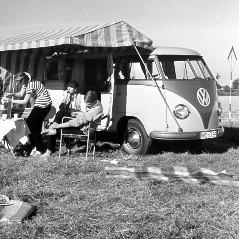 Geschiedenis Volkswagen T1