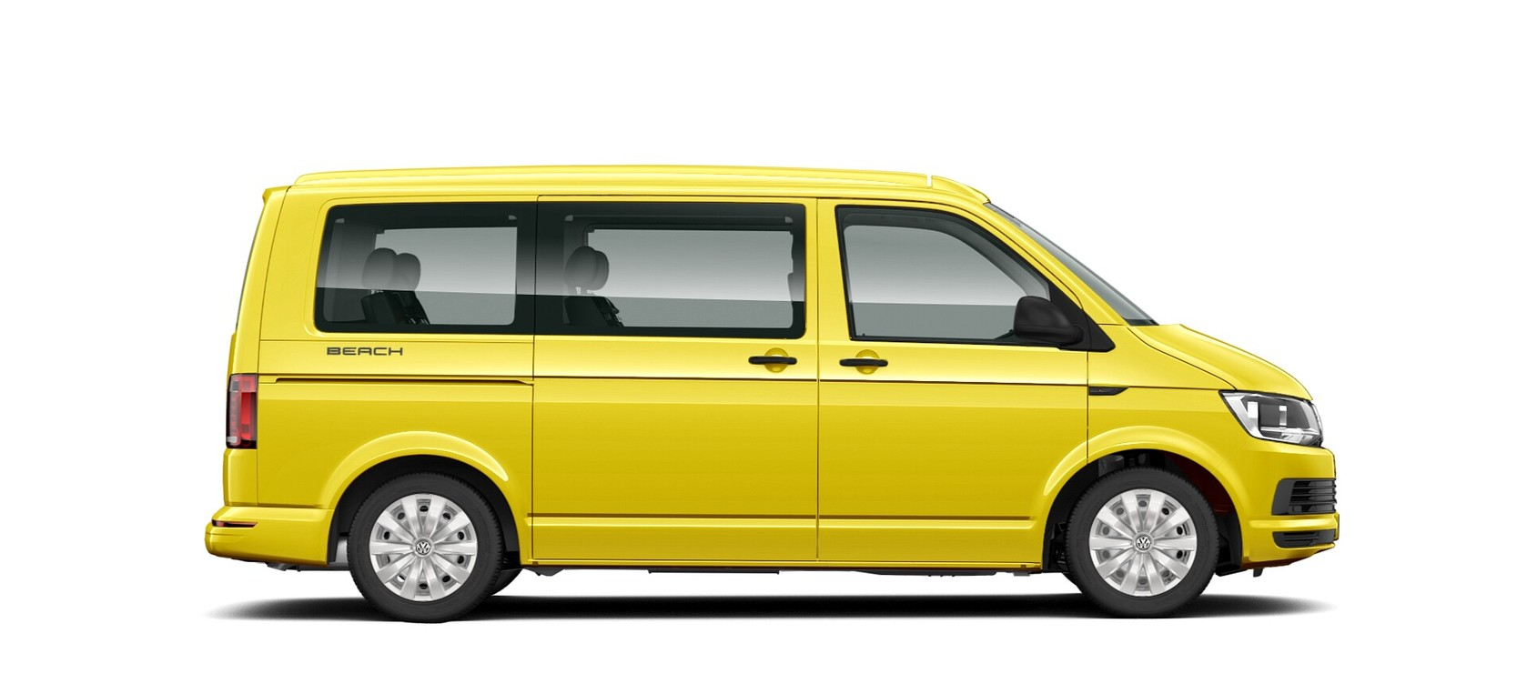 Grape Yellow uni lak Volkswagen California Beach