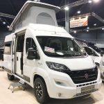 Westfalia Columbus 540D op de Kampeer en Caravan Jaarbeurs 2018