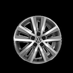 Cascavel antraciet 17 Inch Velgen voor de Volkswagen California