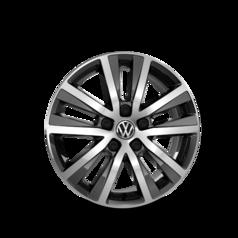 Cascavel zwart 17 Inch Velgen voor de Volkswagen California