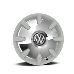 Disc wit 18 Inch Velgen voor de Volkswagen California
