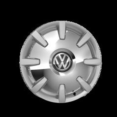 Disc zilver 18 Inch Velgen voor de Volkswagen California