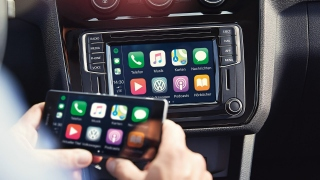 App Connect Volkswagen California