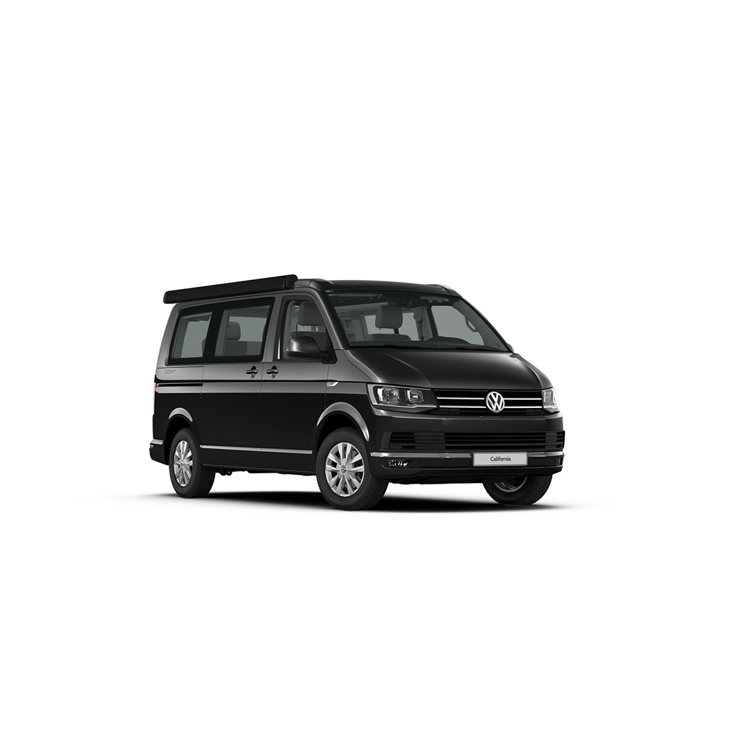 Volkswagen California Deep Black