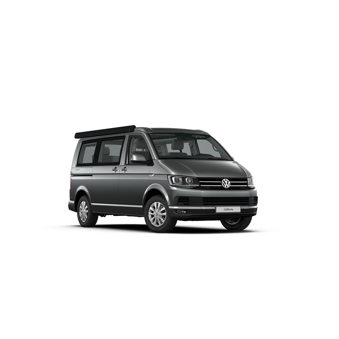 Volkswagen California Indium Grey