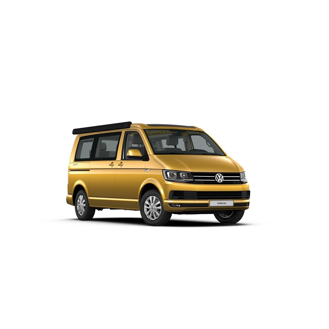 Volkswagen California Kurkuma