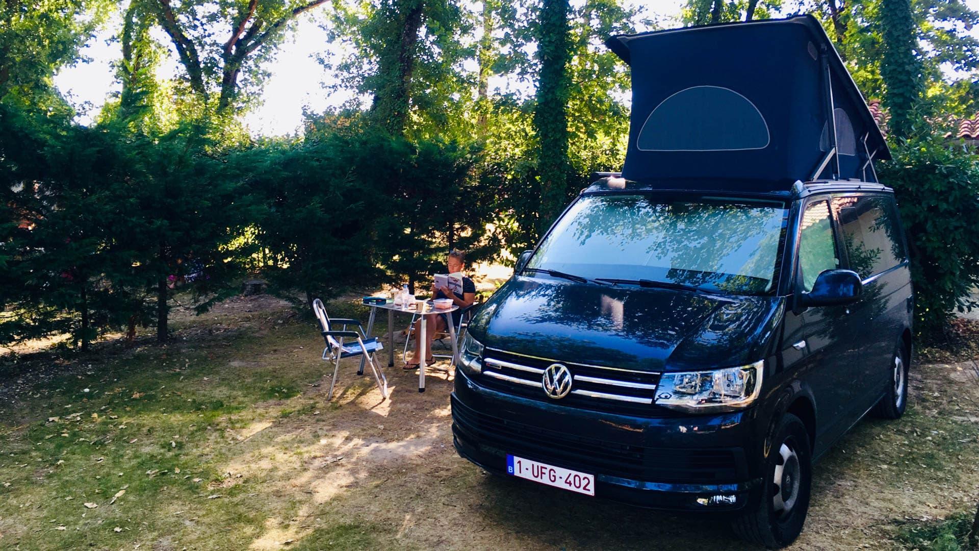 Volkswagen California Kopen