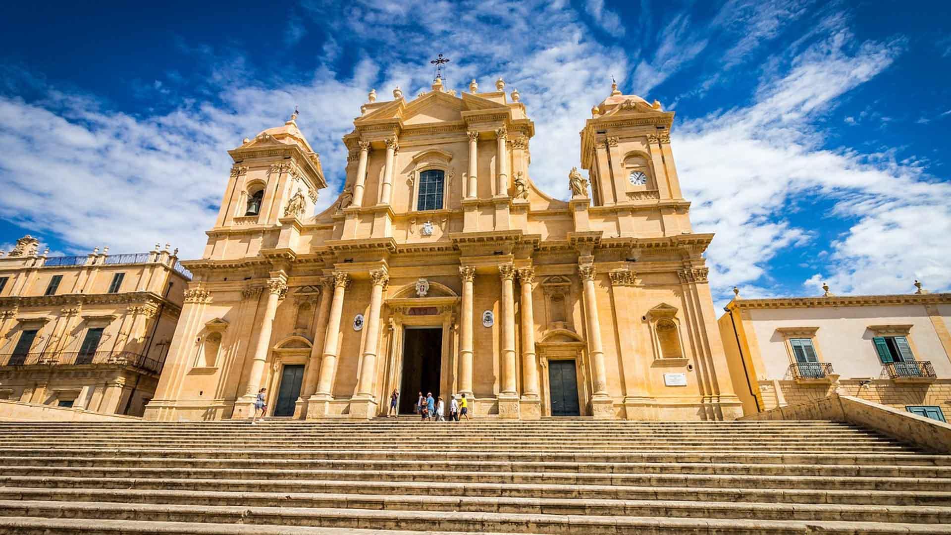 Camperreis naar Sicilië