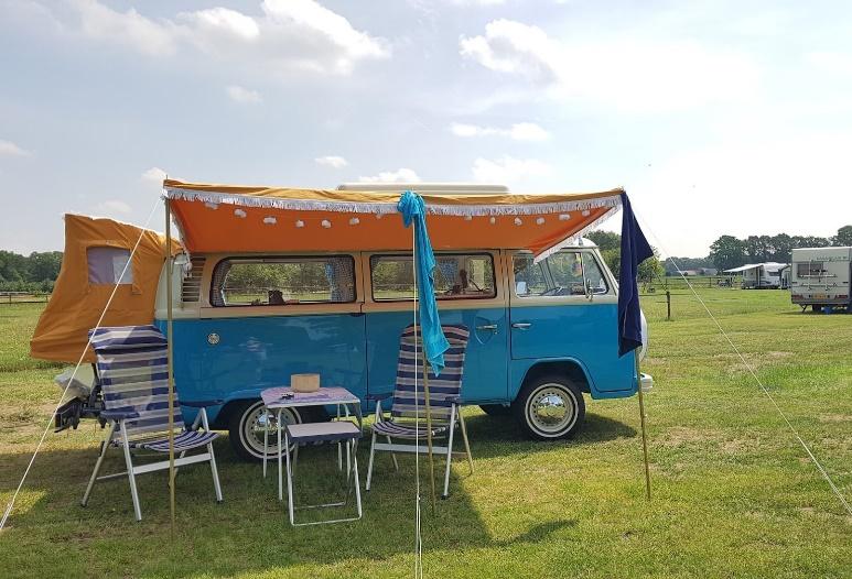 Camping Kortschot bij Winterswijk - Rustiek Kamperen