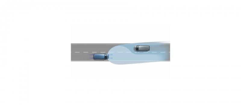 Veiligheidssystemen grootlichtassistent light-assist